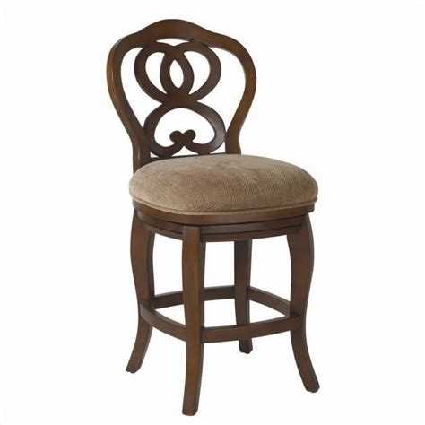 Hammary Bar Stools | hidden treasures 24 quot counter bar stool in cherry t73184 00