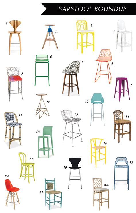 Bar Stools Palm Springs by Style File Barstool Roundup Palm Springs Style