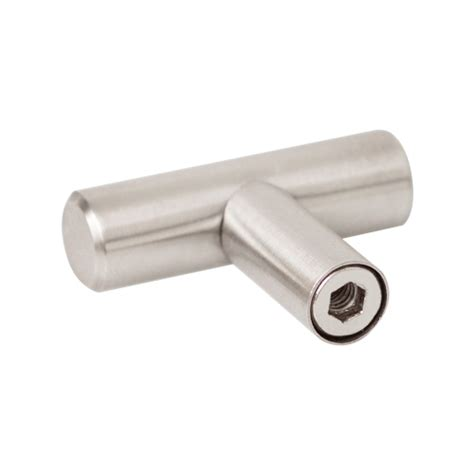 50mm stainless steel kitchen door cabinet t bar pull