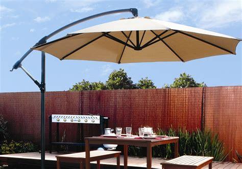 large cantilever patio umbrellas large patio umbrellas cantilever outdoorlivingdecor
