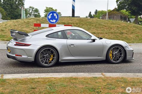 Porsche Gt3 991 by Porsche 991 Gt3 Mkii 25 Juni 2017 Autogespot