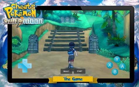 cheats for sun moon for android apk