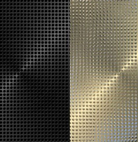 pattern and texture difference xoo plate 10 high resolution metal grid textures set