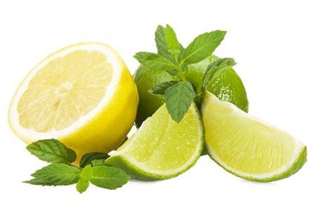 citrons fruits