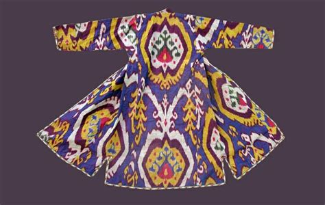 uzbek ikat 19th antique uzbek ikat pinterest 78 best images about uzbek cloth ikat on pinterest