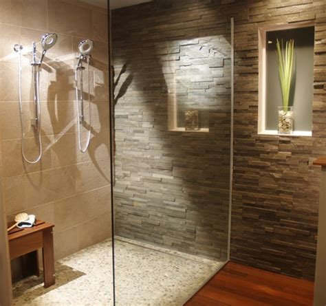 pebble tile bathroom ideas new pebble tile blends just released to design community