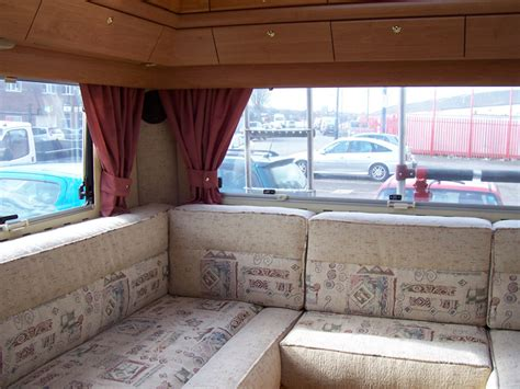cervan upholstery touring caravan furnishings and upholstery