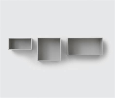 Mini Shelf Systems by Mini Stacked Shelf Systems Large Shelving From Muuto