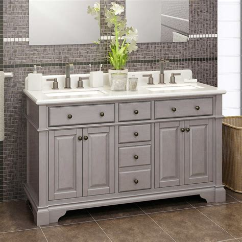 Bathroom Vanity Storage Ideas by Ideas For A Bathroom Double Vanity The Homy Design
