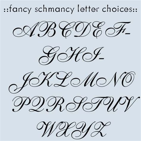 fancy letter templates fancy letters new calendar template site