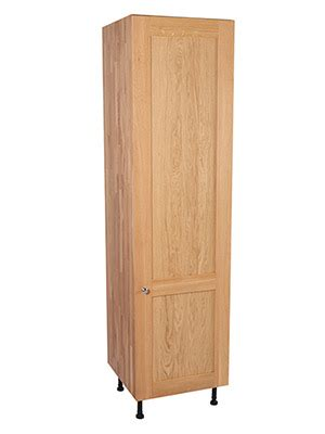 full height kitchen cabinets solid oak kitchen full height cabinet h2145mm x w300mm x