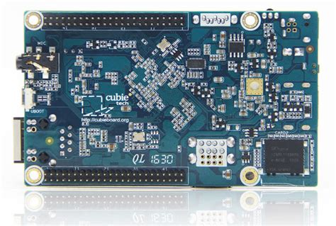arm linux development boards cnx software cubieboard6 development board powered by actions semi s500