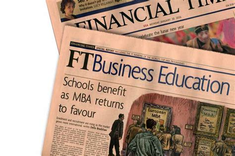 Ft Mba 2014 by Financial Times 2013 Global Mba Rankings 51ustudy 无忧美国留学