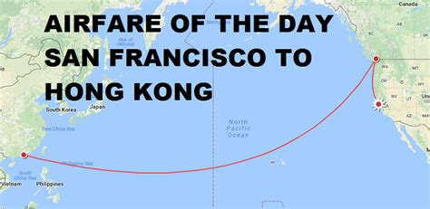 airfare of the day air canada san francisco to hong kong economy class 363 trip