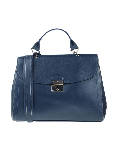 Marc Handbag by Marc Handbag In Blue Lyst