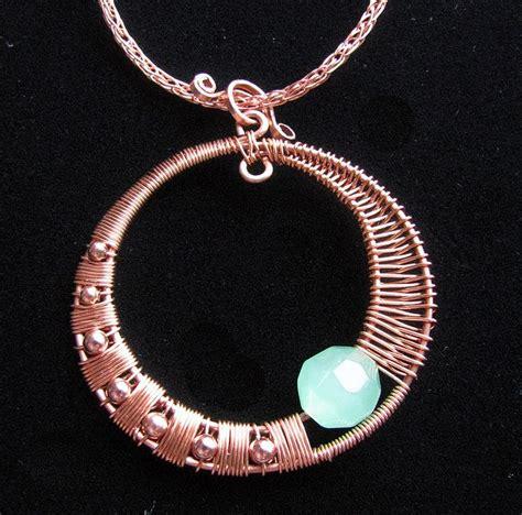 wire jewelry ideas copper wire jewelry designs wire wrapped jewelry
