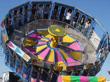 amusements of america carnival amusement rides zero gravity