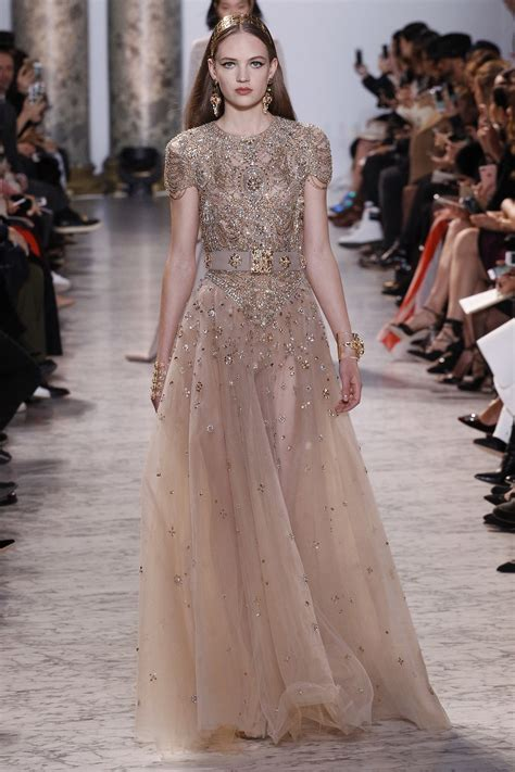 Runway Report Elie Saab Couture by Runway Report Elie Saab Ss17 Couture Palermo