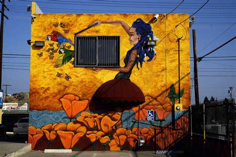Latino Street Artists Inherit L A S Chicano Tradition Chicano Artists Los Angeles