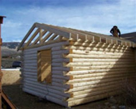 Log Cabin Boards by Custom Lumber