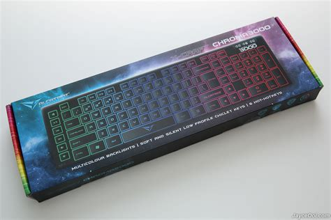 alcatroz x craft chroma 3000 keyboard review jayceooi