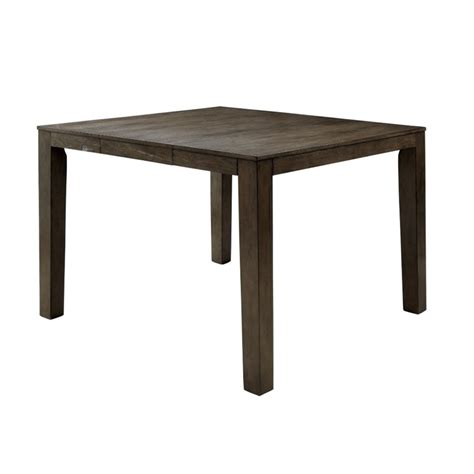furniture of america attentuer counter height dining table