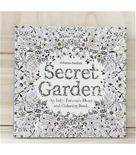 secret garden colouring book abc shop secret garden colouring book sy venture