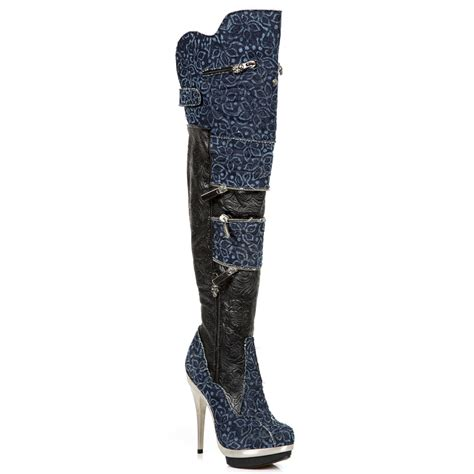 new rock boots from loveme shoes and boots