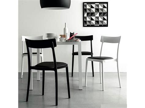 sedie cucina calligaris sedia impilabile da cucina calligaris a prezzo ribassato