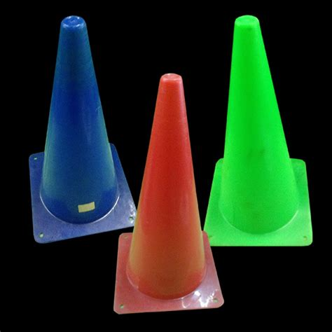 colored cones colored cones interactive event rentals