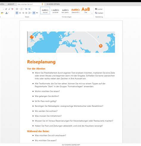Word Vorlage Handzettel Reiseplaner Bei Wordvorlage De Kostenfrei Zum Runterladen