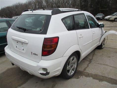 Pontiac Vibe 03 by 03 Pontiac Vibe Wiper Arm 313665 Ebay