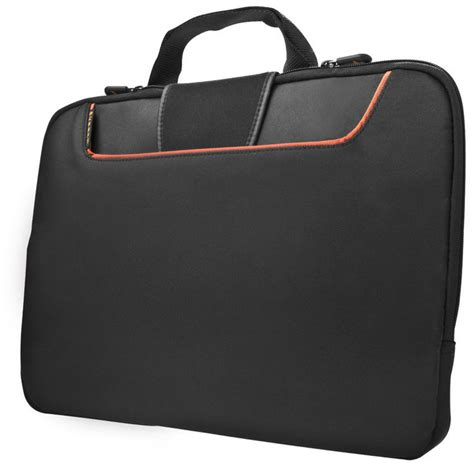 Everki Ekf808s18 Commute 18 4 Inch Laptop Sleeve With Memory Foam 18 4 quot everki commute sleeve pn ekf808s18 computer alliance