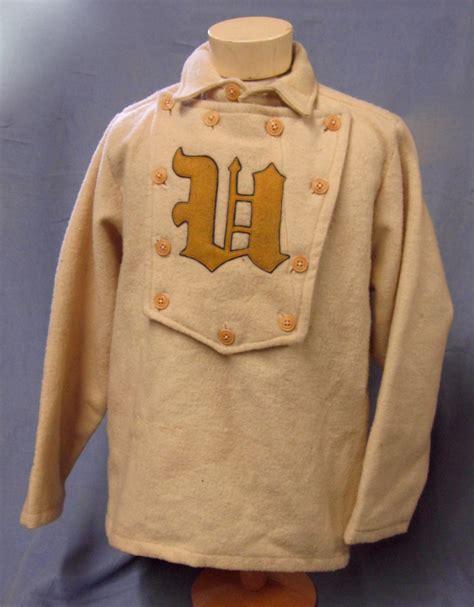 wool baseball jersey  cap  mountain antiques