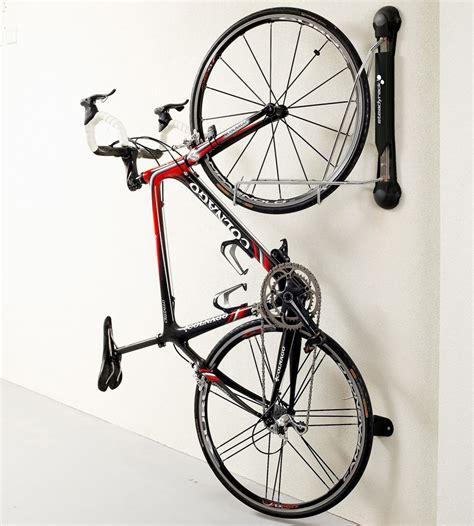 wall rack for bikes steadyrack wall bike hanger in wall bike racks