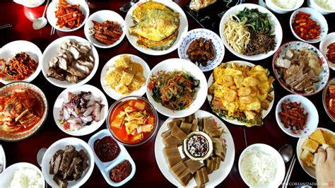 imagenes comida coreana comida coreana conoce 20 platillos t 237 picos que deber 237 as