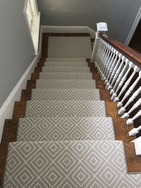 staircase rugs best 25 stair rugs ideas on installing carpet on stairs b q stairs carpet and