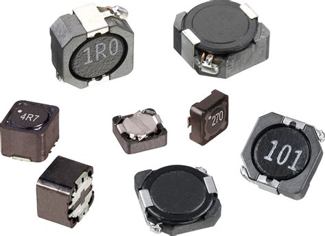 electrical inductor we pd smd shielded power inductor single coil power inductors wurth electronics standard parts