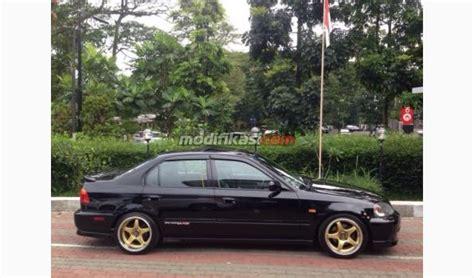 Modifikasi Mobil Sedan by Modifikasi Mobil Sedan Honda Civic Ferio