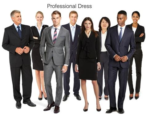 Search Professional Official Dress Business Professional Search Conference Dress Code