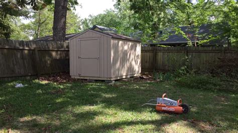 shed installation tuff shed installed walt s thoughts