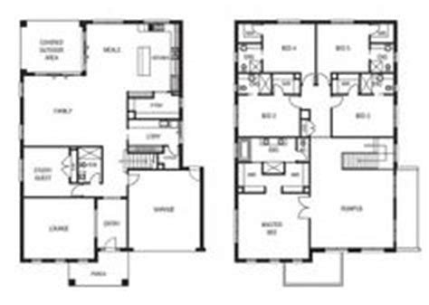 5 Bedroom Floor Plans Australia by 1000 Images About Aussie House Plans On Pinterest New