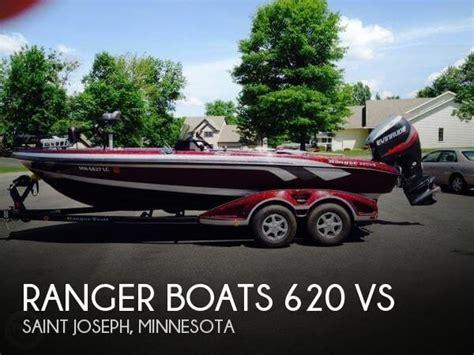 ranger boats for sale mn sold ranger boats 620 vs boat in saint joseph mn 115831