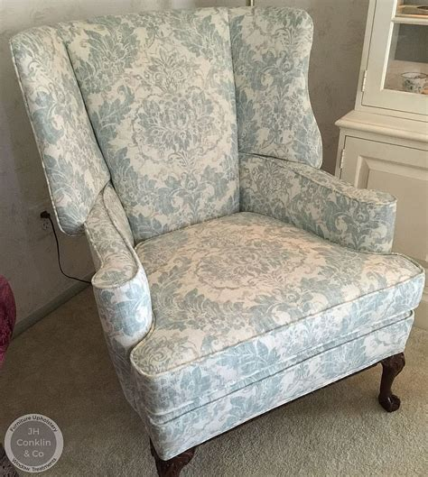 cost to reupholster a chair and ottoman cost to re upholster a wing chair