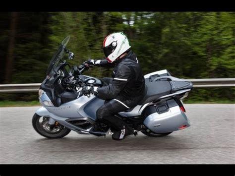 Einsteiger Motorrad Sporttourer by Triumph Trophy 1200 Fahrbericht