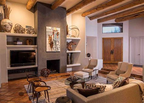 modern southwestern interior design   home decor