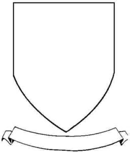 family shield template search results for blank coat of arms family crest