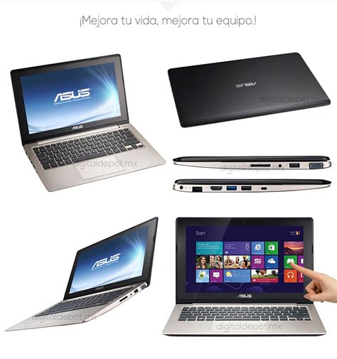 Garantia Laptop Asus Mexico laptop asus s202e celeron de 1tb dd 2gb ddr3 ram pantalla led copiar digital depot