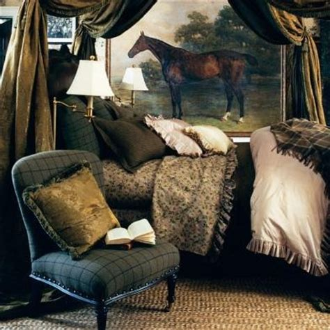 equestrian bedding eye for design equestrian chic interiors