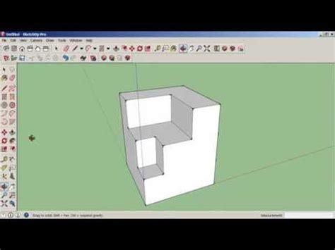 sketchup divide    equal parts drafting